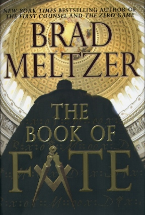 The Book of Fate by Brad Meltzer (2007, Paperback)